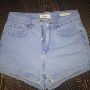 Pacsun mom Jean shorts size 26